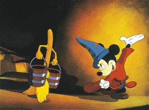 Animation, Bag, Cartoon, Animated cartoon, Fictional character, Illustration, Basket, Graphics, Shoulder bag, Fruit,