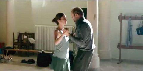 Shoulder, Room, Standing, Photograph, Joint, Flooring, Elbow, Floor, Wrist, Interaction,