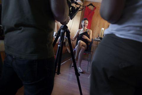 Camera accessory, Camera, Film camera, Cameras & optics, Tripod, Lens, Videographer, Filmmaking, Camera operator, Photographer,