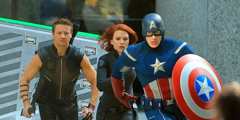 Captain america, Shield, Fictional character, Hero, Superhero, Avengers, Costume, Belt, Action film, Cosplay,
