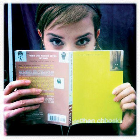 Green, Eyebrow, Eyelash, Publication, Paper product, Material property, Nail, Book, Reading, Hair coloring,