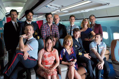 Passenger, Transport, Social group, Public transport, Comfort, Service, Travel, Team, Air travel, Tie,