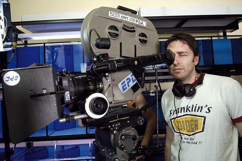 Machine, Engineering, Cameras & optics, Photography, Video camera, Optical instrument, Film industry, Science, Camera operator, Industry,