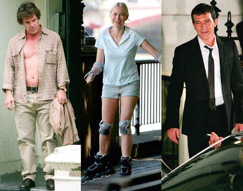 Trousers, Shirt, Outerwear, Standing, Dress shirt, Suit, T-shirt, Fashion, Denim, Blazer,