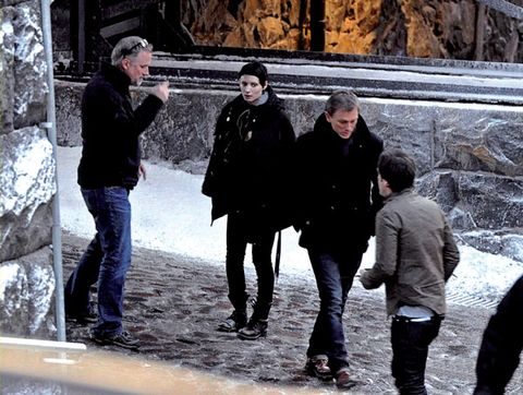Winter, Jacket, Trousers, Jeans, Outerwear, Coat, Freezing, Street fashion, Denim, Snow,