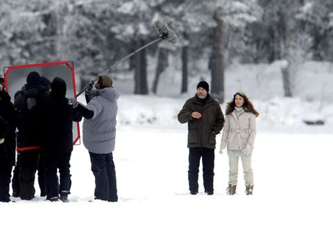 Winter, Trousers, Freezing, Outerwear, Jacket, Snow, Coat, Ice, Precipitation, Playing in the snow,