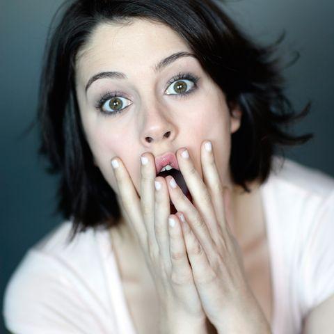 Hair, Finger, Lip, Cheek, Hairstyle, Skin, Eye, Eyebrow, Eyelash, Nail,