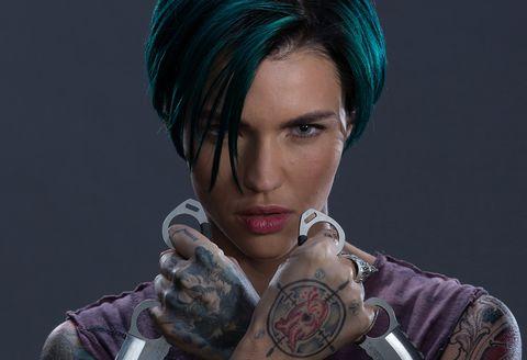 Finger, Hairstyle, Hand, Wrist, Eyelash, Style, Tattoo, Headgear, Wig, Black hair,
