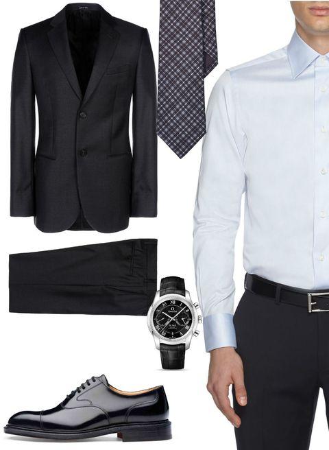 Dress shirt, Product, Coat, Collar, Sleeve, Shirt, Textile, Watch, Outerwear, White,
