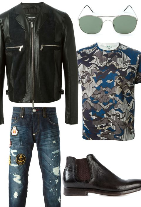 Clothing, Product, Brown, Sleeve, Denim, Jacket, Textile, Jeans, Outerwear, Collar,