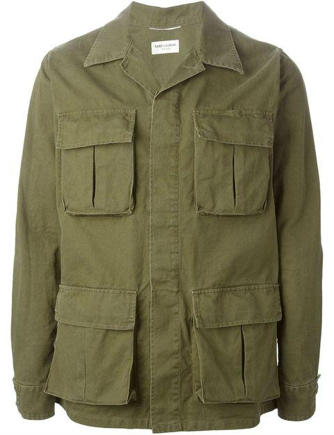 Product, Brown, Collar, Sleeve, Coat, Textile, Outerwear, White, Khaki, Jacket,