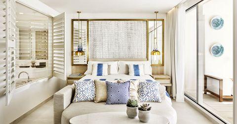 Interior design, Room, Property, Floor, Textile, Wall, Home, Bed, Furniture, Interior design,