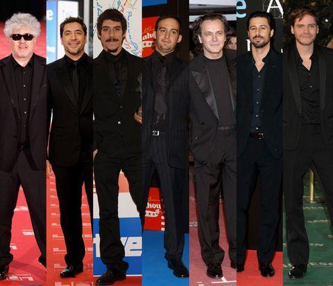 Coat, Outerwear, Red, Suit, Style, Formal wear, Blazer, Fashion, Suit trousers, Carpet,