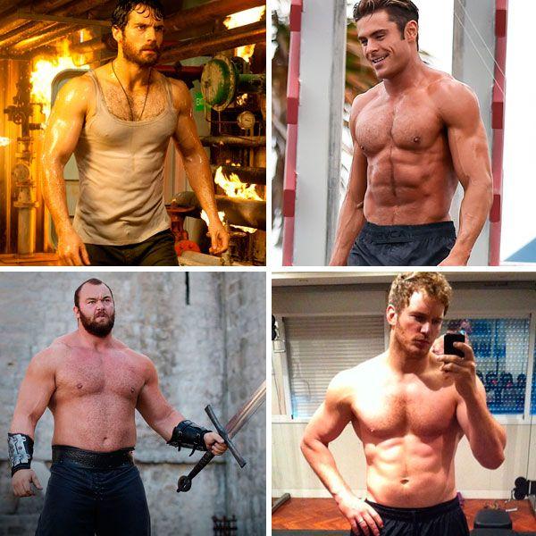 Dieta para conseguir cuerpo fitness