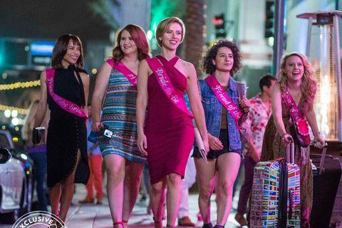 Dress, Pink, Magenta, Purple, Fashion, Cocktail dress, One-piece garment, Fashion design, Makeover, Day dress,