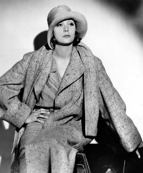 Hat, Sleeve, Collar, Standing, Style, Blazer, Sitting, Headgear, Sun hat, Vintage clothing,