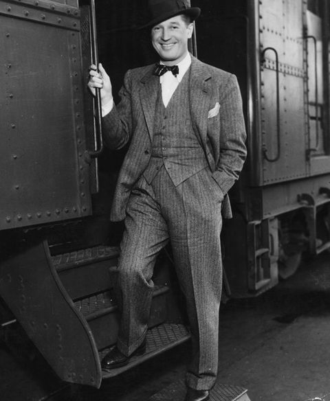 Transport, Shoe, Standing, Hat, Style, Rolling stock, Train, Classic, Railway, Vintage clothing,