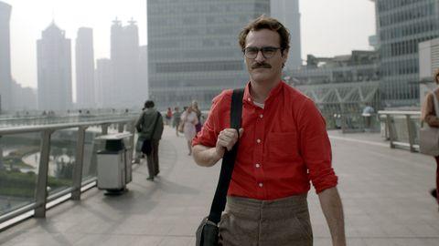 Daytime, Glasses, Tower block, Dress shirt, Collar, Sleeve, Metropolitan area, Urban area, Shoulder, Shirt,