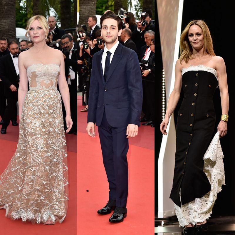 Los looks del Festival de Cannes, día a día.