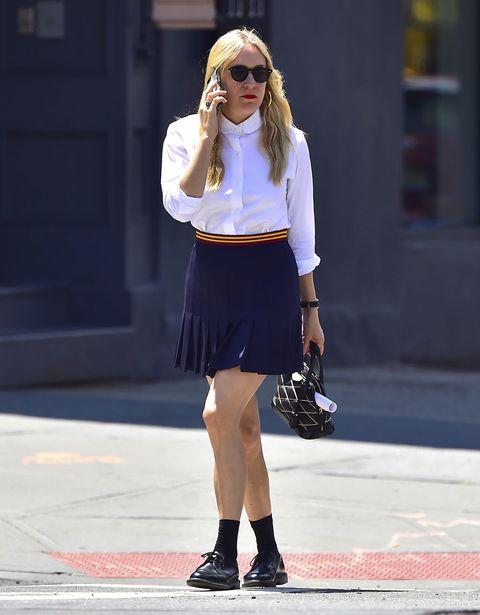Clothing, Street fashion, White, Fashion, Footwear, Knee, Shorts, Snapshot, Waist, Neck,