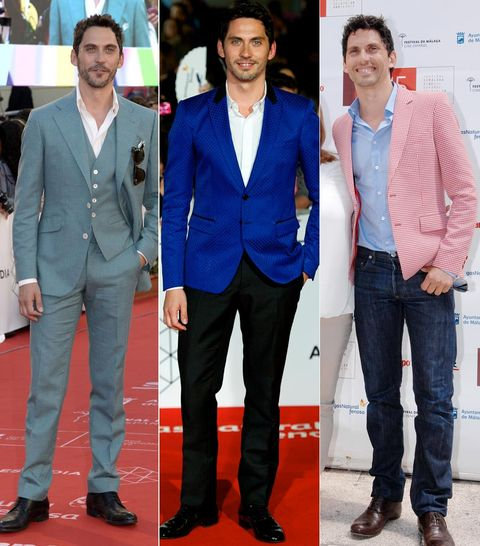 Clothing, Footwear, Product, Dress shirt, Collar, Trousers, Denim, Coat, Shirt, Jeans,