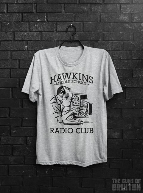 Sleeve, Shirt, Text, White, T-shirt, Style, Font, Black, Grey, Brick,