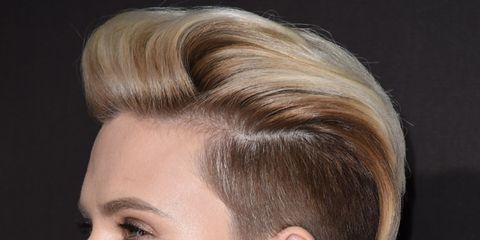 Hair, Head, Ear, Lip, Earrings, Cheek, Hairstyle, Chin, Forehead, Eyebrow,