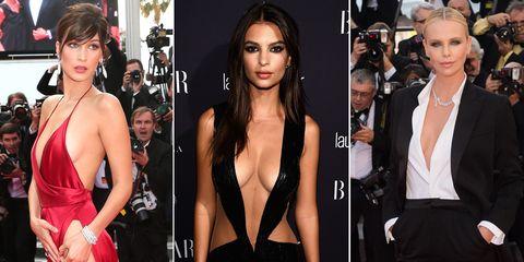 Outerwear, Red, Style, Formal wear, Fashion model, Waist, Blazer, Fashion, Beauty, Model,