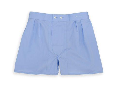 Blue, Product, Textile, White, Denim, Shorts, Electric blue, Fashion, Azure, Black,