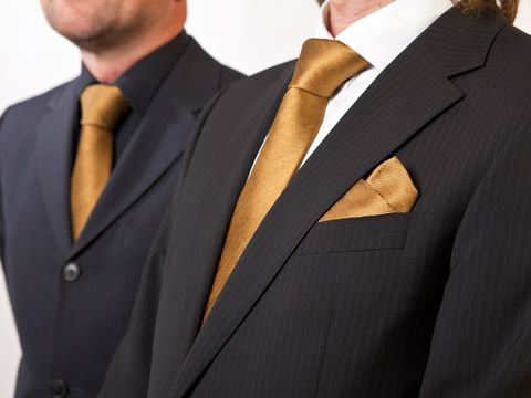 Clothing, Coat, Dress shirt, Collar, Sleeve, Shirt, Suit, Outerwear, Formal wear, Style,