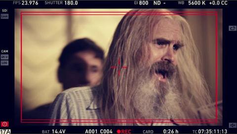 Beard, Facial hair, Photo caption, Guru, Moustache,