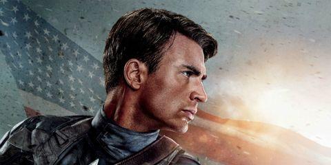 Captain america, Shield, Fictional character, Superhero, Avengers, Hero, Armour, Costume, Painting, Movie,