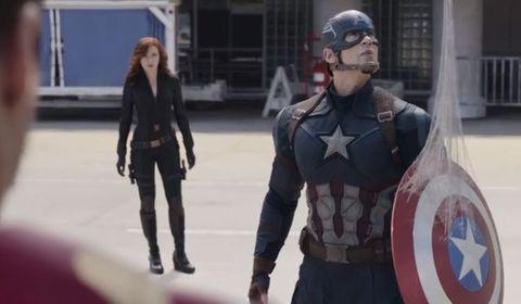 Sleeve, Human body, Fictional character, Standing, Superhero, Jacket, Costume, Hero, Fashion, Shield,