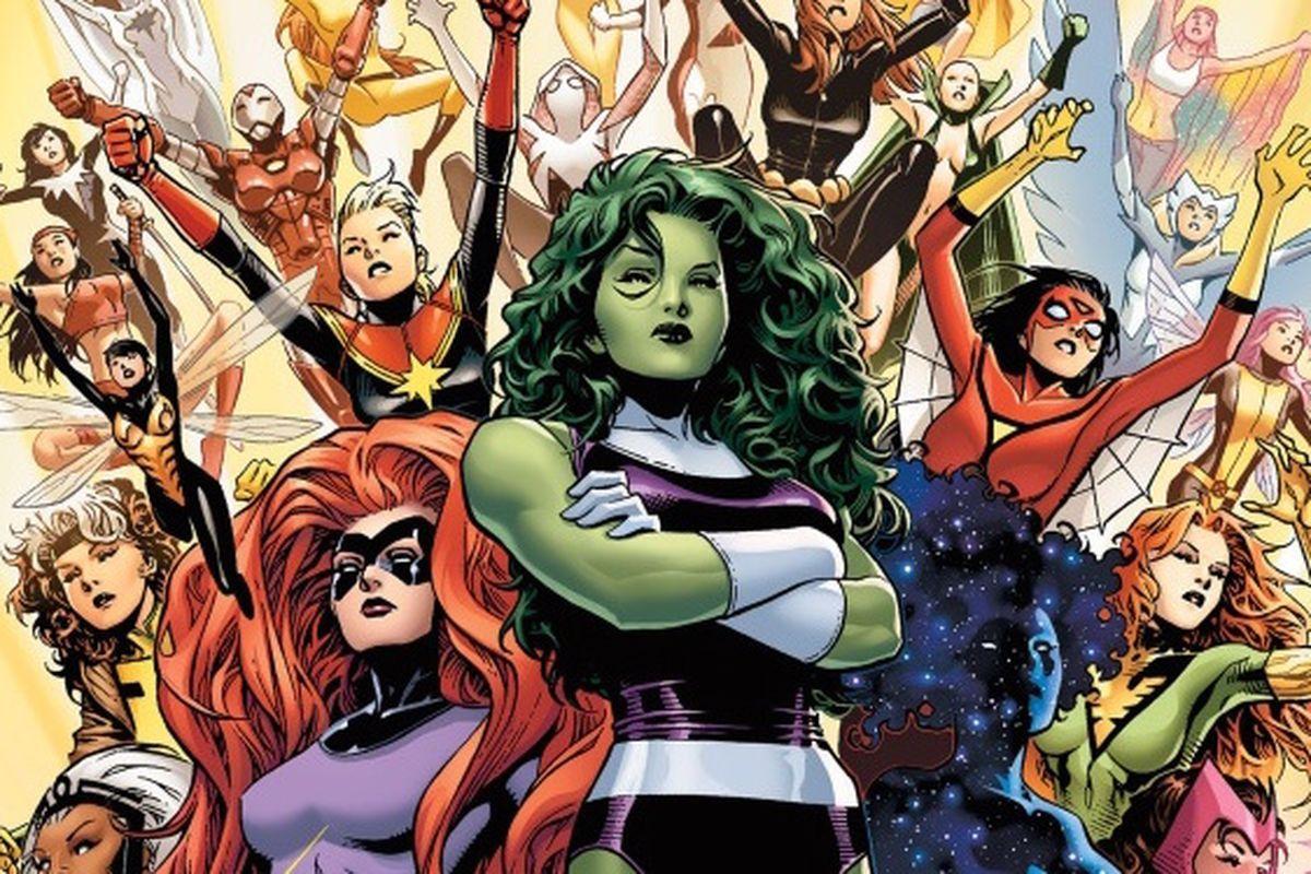 A-Force' podría formar parte del futuro de Marvel
