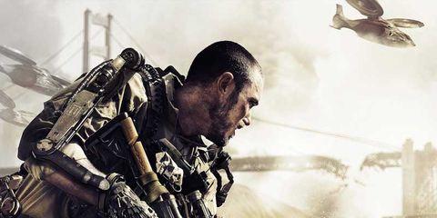 Soldier, Military person, Marines, Bird, Falconiformes, Wing, Machine gun, Ballistic vest, Military organization, Army,