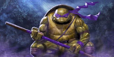 Purple, Fictional character, Art, Violet, Lavender, Animation, Armour, Painting, Illustration, Drawing,