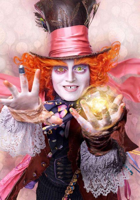 Costume, Tradition, Headgear, Costume accessory, Costume hat, Costume design, Makeover, Lipstick, Celebrating, Glove,