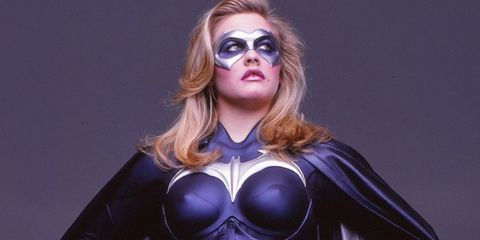 Fictional character, Superhero, Latex clothing, Supervillain, Latex, Costume, Fetish model, Cg artwork,