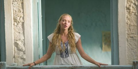 Amanda Seyfried, confirmada para la segunda parte de 'Mamma Mia'