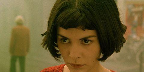 Hair, Face, Hairstyle, Eyebrow, Chin, Forehead, Lip, Human, Bob cut, Crop,