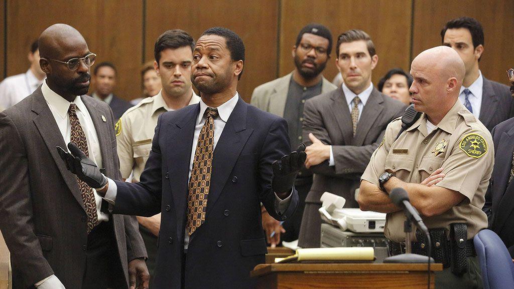 'American Crime Story' es la mejor serie del año según los críticos estadounidenses