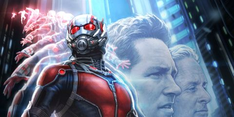 Fictional character, Superhero, Hero, Carmine, Poster, Action film, Avengers, Illustration, Animation, Fiction,
