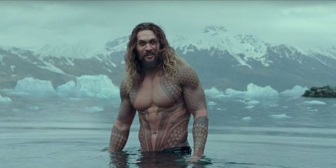 Human, Water, Muscle, Photography, Mythology, Screenshot, Fictional character,