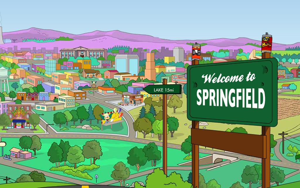 Así hubiese sido 'Springfield', el spin-off de 'Los Simpson'
