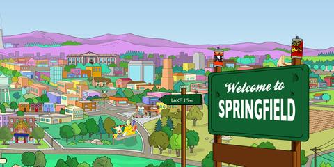 Neighbourhood, Animation, Urban design, Animated cartoon, Fiction, Illustration, Graphics, Village, Suburb, Painting,