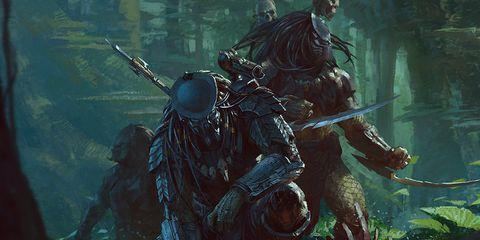 Action-adventure game, Cg artwork, Pc game, Screenshot, Digital compositing, Fictional character, Demon, Illustration, Warlord, Games,