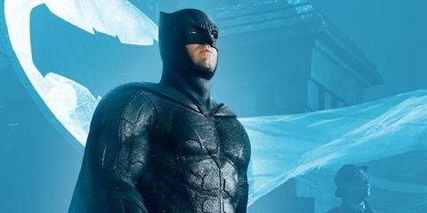 Batman, Fictional character, Justice league, Superhero, Outerwear, Screenshot, Black hair,
