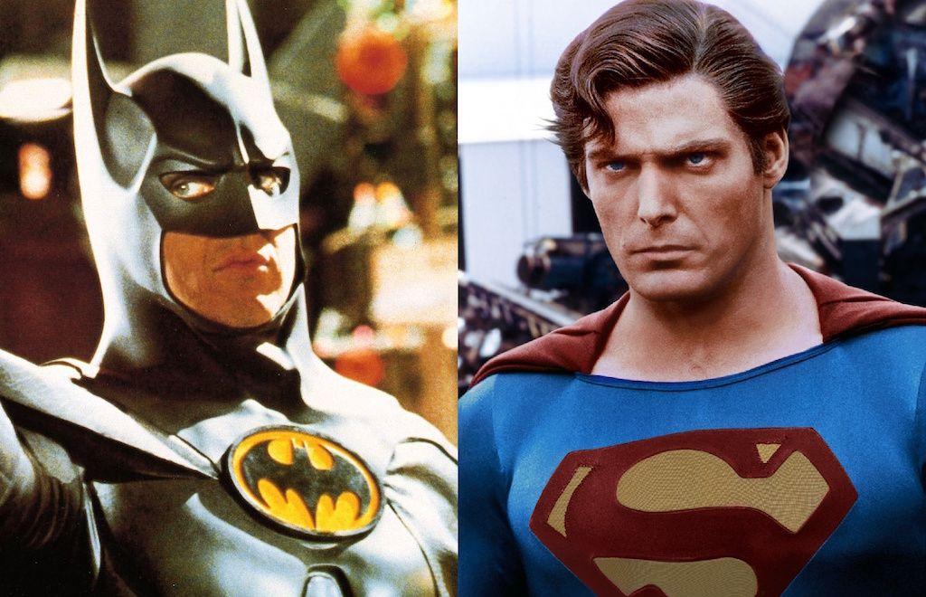Trailer de 'Batman v Superman' con Christopher Reeve y Michael Keaton