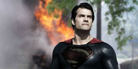 Sleeve, Human body, Standing, Smoke, Fictional character, Superhero, Fire, Pollution, Wetsuit, Armour,