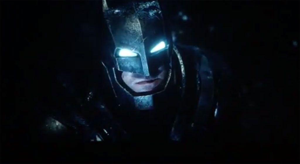 'Batman v. Superman: Dawn of Justice': Tráiler oficial